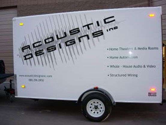 Partial Vehicle Wraps